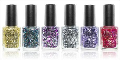 Upcoming Collections: Nail Polish Collections: Nail Polish :Color Color Club Backstage Pass Collection for Holiday 2011