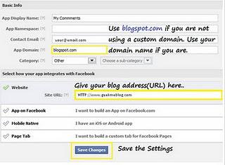 How To Add Facebook Comments For Blogger