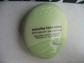 Review: EOS Everyday Hand Lotion