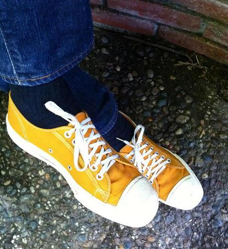 Street Feet: Mustard Kicks