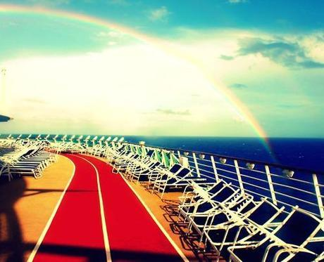 Sailing off to Mexico