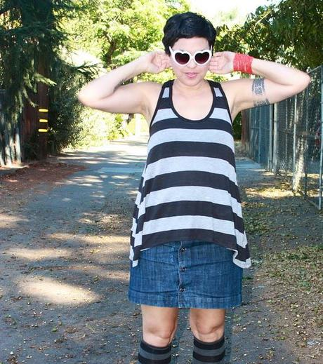 outfit post: California Casual