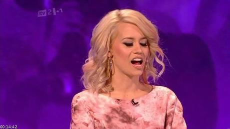 Celeb Sunday - Kimberly Wyatt!