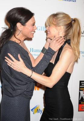 True Blood Ladies at American Humane Association's Hero Dog Awards
