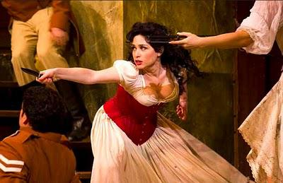 Opera Review: The Carmen That Almost Wasn't