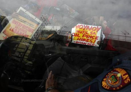 Metro Manila braces for major transport strike