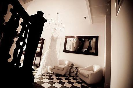 An elegant English wedding at The Ashes