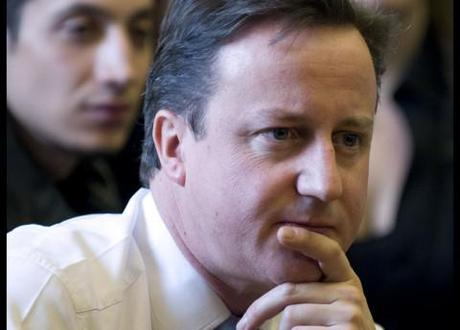 David Cameron says sorry as female voters turn on Tories