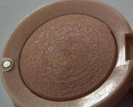 Swatches:Eye Shadow:Bourjois:BourJois Intense Extrait Little Round Pots 03 Swatches
