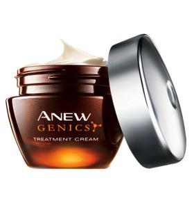 Avon ANEW GENICS Treatment Cream: Youth In A Bottle?