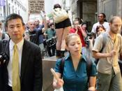 Occupy Wall Street Protesters: Alienated Young People Spoiled Brats?