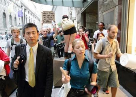 Occupy Wall Street protesters: Alienated young people or spoiled brats?