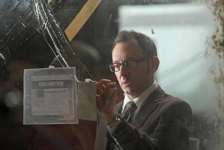 "Review #3039: Person of Interest 1.2: ""Ghosts"""