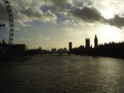 In and Around London... The River Thames