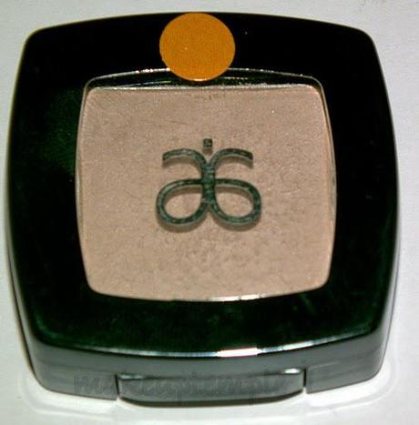 Swatches:Arbonne:Arbonne Linen Eye Shadow Swatches