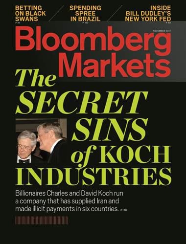 More Crooked Koch Brothers Swindling Us