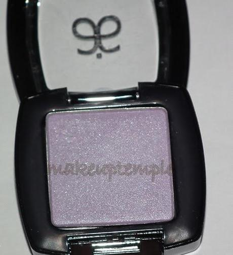 Swatches:Eye Shadow: Arbonne: Arbonne Lilac Eye Shadow Swatches