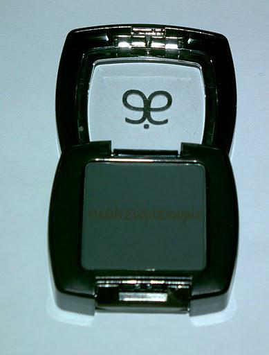 Swatches:Eye Shadow: Arbonne: Arbonne Midnight Eye Shadow Swatches