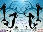 Moyer's Mermaids Calendar 2012 Postcards Available