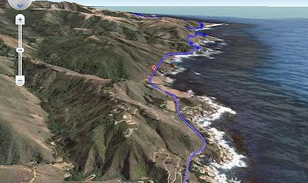 Google Maps: Preview Your Route In 3D