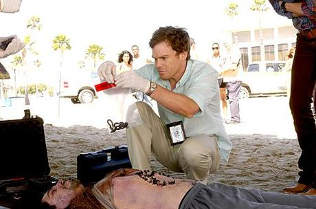 "Review #3044: Dexter 6.1: ""Those Kinds of Things"""
