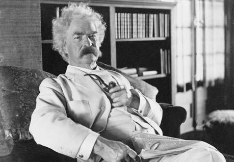 Mark Twain: Concerning the 'interview'