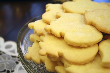 Delphi, Indiana: Beyond My Garden Gate Tea Room Cookies