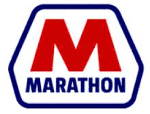 Marathon oil to a record 52 weeks low