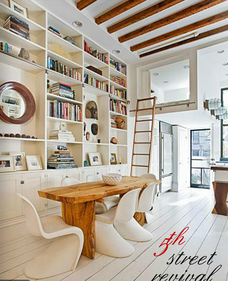 A bright and airy home filled with reclaimed beauties