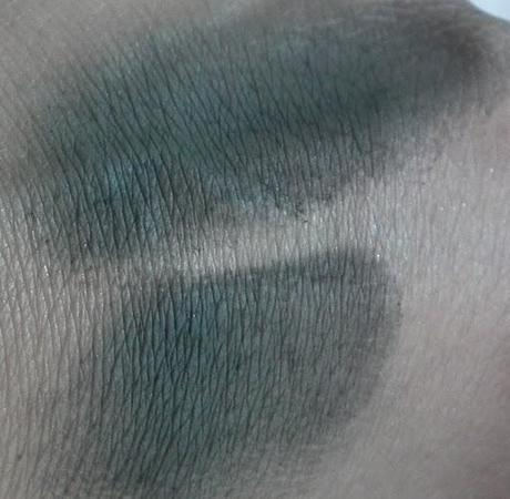 Swatches:Eye Shadow: Arbonne: Arbonne Ivy Eye Shadow Swatches