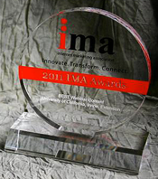 Transmedia Storytelling Webinar Receives 2011 Award