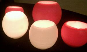 How to Make Tea Light Luminaries