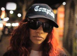 Eazy E's Daughter Wants To Play Her Father In The NWA Biopic Too!