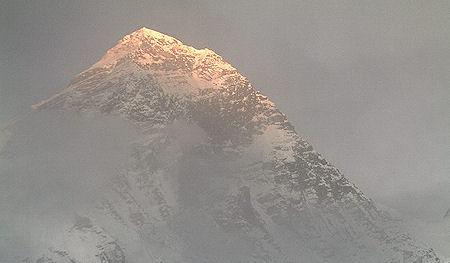Webcam Pictures From Mount Everest