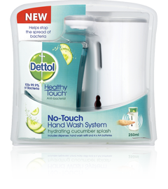 My Gripe With Dettol  No-Touch Hand Wash System!