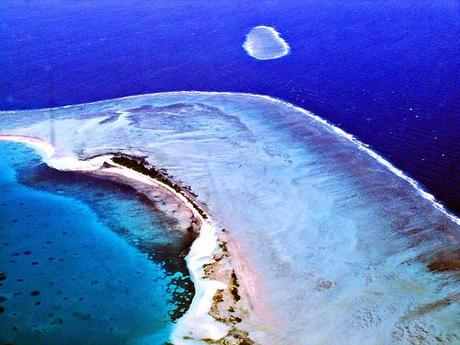 Climate change impacting south pacific islands