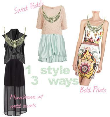 143 mother of pearl1 Style, 3 Ways: How to Dress Well Using One Piece