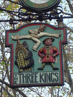 It's a London Thing No.49: The Three Kings of Clerkenwell