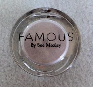 Famous by Sue Moxley Shimmer Eye Dust