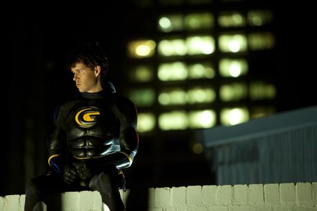 Ryan Kwanten as Griff the Invisible