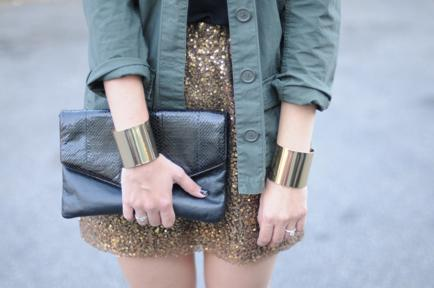 Inspiration: Hold Your Clutch