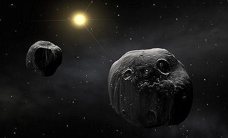 The Plan To Bring An Asteroid To Earth