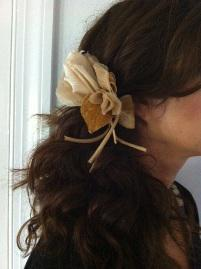 The Easiest Hair Style Ever for Women at Work