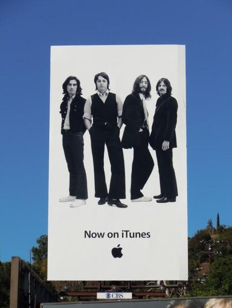 A History of Apple in Outdoor Advertising