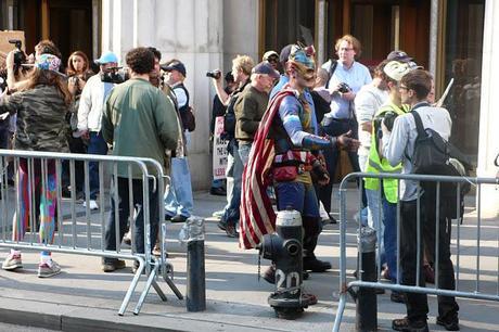 Occupy wall street essay