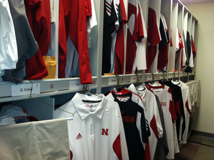 NEBRASKA FOOTBALL: Interviewing The Guys Behind The Uniforms