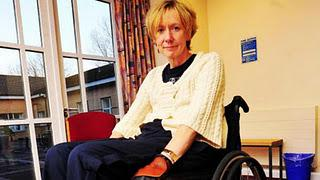 Melanie Reid's appeal for The Spinal Injuries Association