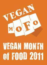Vegan MOFO meets Vegan Mainstream