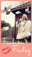 Fashion Friday & Friday's Fancies - Blazing Beauties.