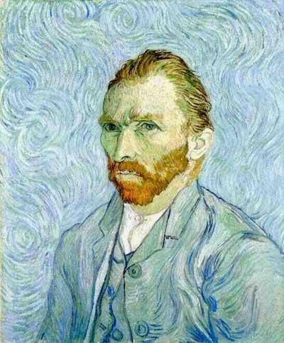 Dressing with...van Gogh